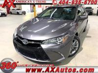 CLICK HERE TO WATCH LIVE VIDEO OF 2017 TOYOTA CAMRY!