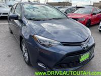 2017 TOYOTA COROLLA XLE SEDAN - LEATHER, SUNROOF,