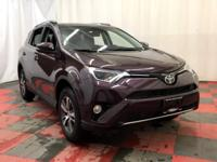 Our incredible One Owner 2017 Toyota RAV4 XLE AWD SUV
