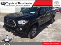 We are excited to offer this 2017 Toyota Tacoma. This