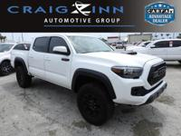 CarFax 1-Owner, -Backup Camera -4X4 4WD -Bluetooth