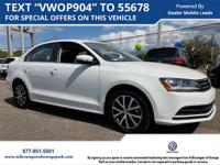 **CERTIFIED 2017 VW JETTA SE**MANAGERS DEMO**LOW