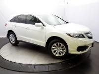 CARFAX One-Owner. White 2018 Acura RDX FWD 6-Speed
