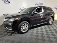 Recent Arrival! 2018 Acura RDX 20/28 City/Highway MPG