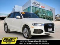 This GLACIER WHITE 2018 Q3 is equipped with POWER