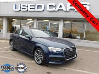 2018 Audi A3 Premium Plus! ** ACCIDENT FREE CARFAX