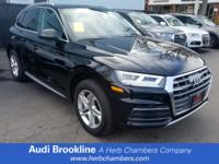 *CarFax One Owner!* *This Audi Q5 is CERTIFIED!*