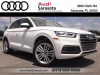 This Very Low Mileage, Audi Certified, All Wheel Drive,
