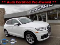 2018 Audi Q5 2.0T Premium Plus! ** ACCIDENT FREE CARFAX