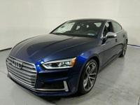 $5,887 off MSRP! 2018 4D Hatchback Audi S5 Premium Plus