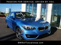 BMW of Tuscaloosa presents this 2018 BMW 230i Coupe in