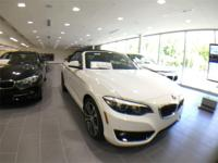 2018 BMW 2 Series 230i xDrive Alpine White 2.0L I4 16V