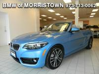 Sport Line All Wheel Drive Convertible, ONLY 4,612