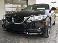 2018 BMW 2 Series 230i xDrive 33/24 Highway/City MPG
