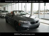 BMW of Tuscaloosa presents this 2018 BMW M240i