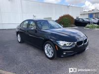This 2018 BMW 3 Series 320i is proudly offered by BMW