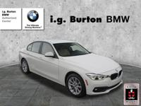 2018 BMW 3 Series 320i Free Pickup and Dropoff for any