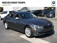 320i trim, Mineral Grey Metallic exterior and Black