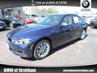 We are excited to offer this 2018 BMW 3 Series. Save
