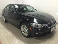 BMW Certified, LOW MILES - 4,298! 320i xDrive trim.