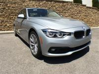 2018 BMW 3 Series 320i xDrive Glacier Silver Metallic