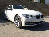 2018 BMW 3 Series 328d xDrive Alpine White 2.0L