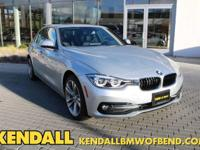 This 2018 BMW 3 Series 328d xDrive is offered to you