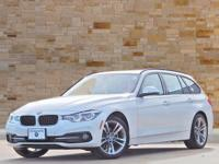 This 2018 BMW 3 Series comes with AWD/all-wheel drive,