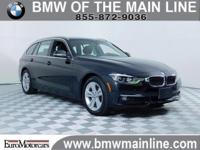 CARFAX 1-Owner, BMW Certified. EPA 40 MPG Hwy/30 MPG