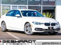 3 Series 330e. Talk about luxury! Get serious momentum