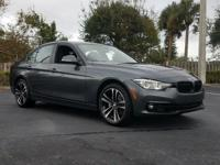 This 2018 BMW 3 Series 330i will sell fast! This 3