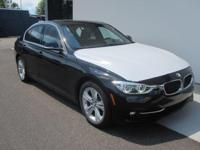 2018 BMW 3 Series 330i xDrive Sport Line Jet Black