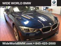 Mediterranean Blue Metallic 2018 BMW 3 Series 330i
