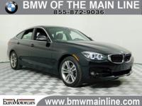 BMW Certified, CARFAX 1-Owner. FUEL EFFICIENT 33 MPG