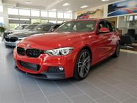 2018 BMW 3 Series 340i xDrive AWD, ABS brakes, Alloy