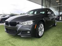 We are excited to offer this 2018 BMW 3 Series. This