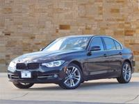 This 2018 BMW 3 Series comes with 6-Speed Manual,