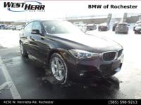 Black 2018 BMW 3 Series 340i xDrive Gran Turismo AWD