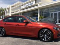 FUEL EFFICIENT 34 MPG Hwy/24 MPG City! BMW Certified,