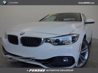 CARFAX 1-Owner, BMW Certified. REDUCED FROM $47,995!,