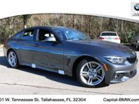 2018 BMW 4 Series 430i Gran Coupe 34/24 Highway/City