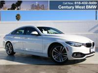 Lease this 2018 430i Gran Coupe for only $349/month