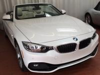 Mineral White Metallic 2018 BMW 4 Series 430i xDrive