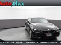 This 2018 BMW 4 Series 430i xDrive is offered to you
