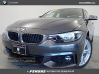 CARFAX 1-Owner, BMW Certified. WAS $53,135, FUEL
