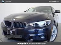 BMW Certified, CARFAX 1-Owner. REDUCED FROM $54,935!,