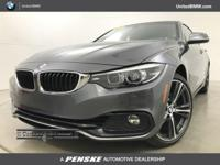 SAVE BIG from $52,110 MSRP on this BMW Certified