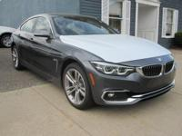 2018 BMW 4 Series 430i Gran Coupe Advanced Real-Time