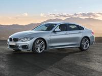 This 2018 BMW 430i Gran Coupe comes with AWD, Advanced