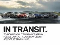 This 2018 BMW 420i xDrive Gran Coupe comes with AWD,